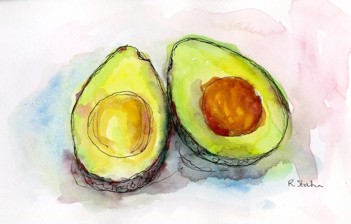 Avocado Pair