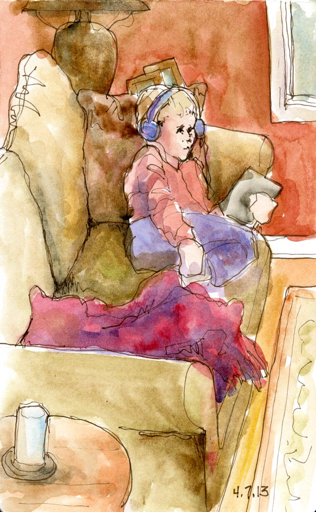 2013_sketchbook_watercolorInk_AlexSundayMorning_web