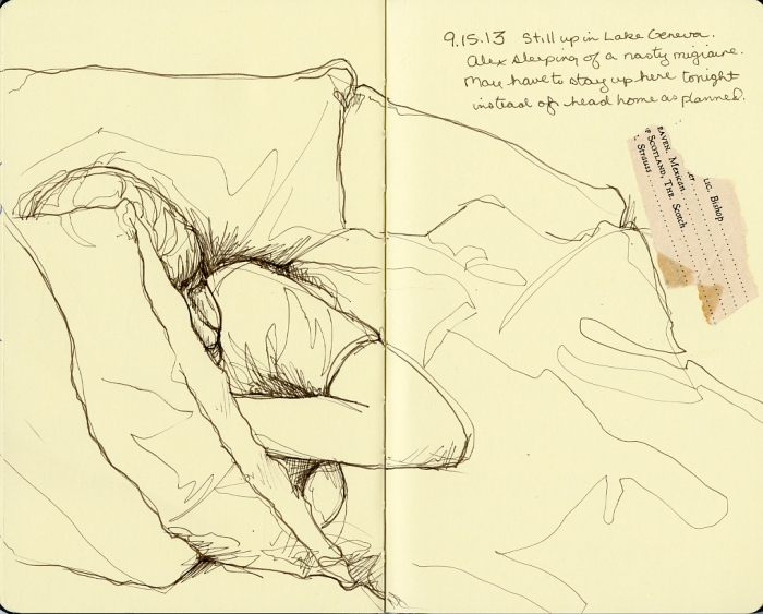 2013_Sketchbook_AlexNappingLakeGeneva001