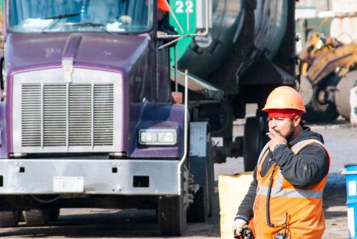 Scrap Yard Traffic Duty - 2013 - (c) Rebecca J. Stahr